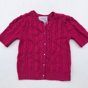 Old Navy vintage cabled sweater size small